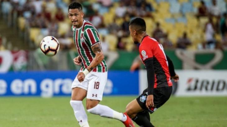 Antofagasta x Fluminense - Foto: Divulgação