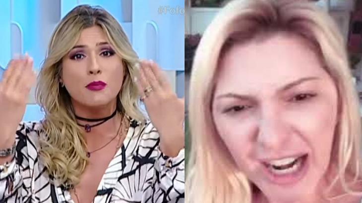 Lívia Andrade responde Antonia Fontenelle: