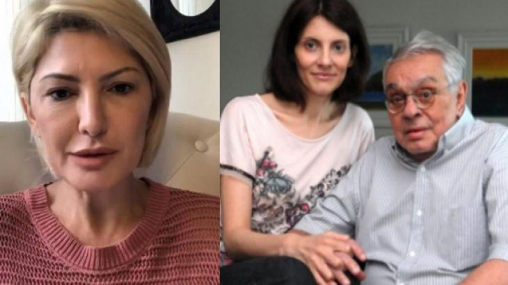 """Antonia Fontenelle desabafa após ser processada por advogado de Chico Anysio: """"Censura"""""""