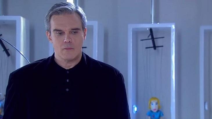 Pendleton (Dalton Vigh) será um dos personagens envolvidos em temas policiais nos próximos capítulos de