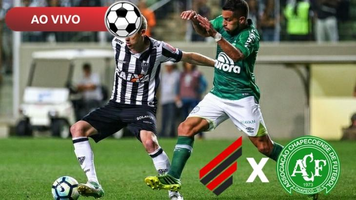 Athletico-PR x Chapecoense - Foto: Divulgação