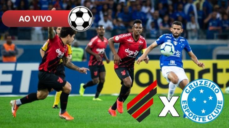 Athletico PR x Cruzeiro ao vivo: Saiba como assistir na TV e online pelo Brasileirão 2019