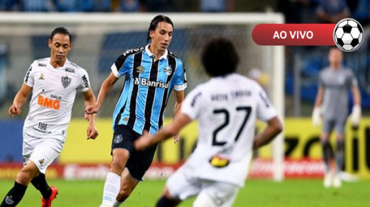 Atlético-MG x Grêmio - Foto: Divulgação