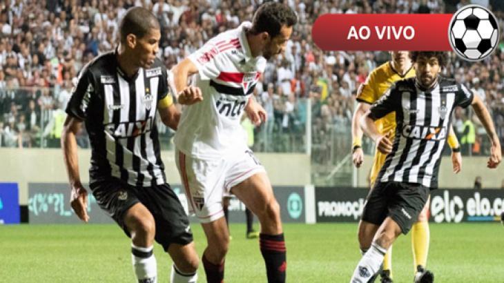 Atletico Mg X Sao Paulo Ao Vivo Saiba Como Assistir Online E Na Tv Pelo Brasileirao Televisao Natelinha