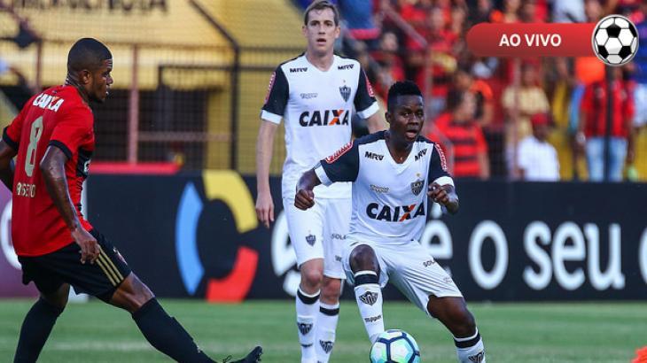 Atlético-GO x Palmeiras - Foto: Divulgação