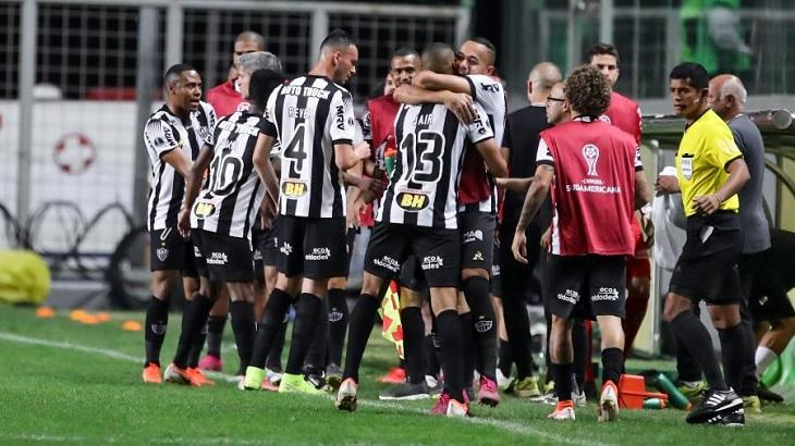 Atlético-MG decide vaga na semifinal da Copa Sul-Americana com transmissão da DAZN