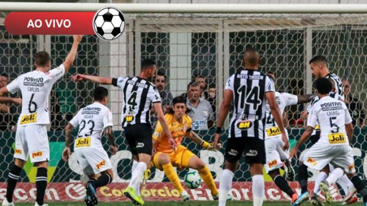 Atlético-MG x Corinthians - Foto: Divulgação