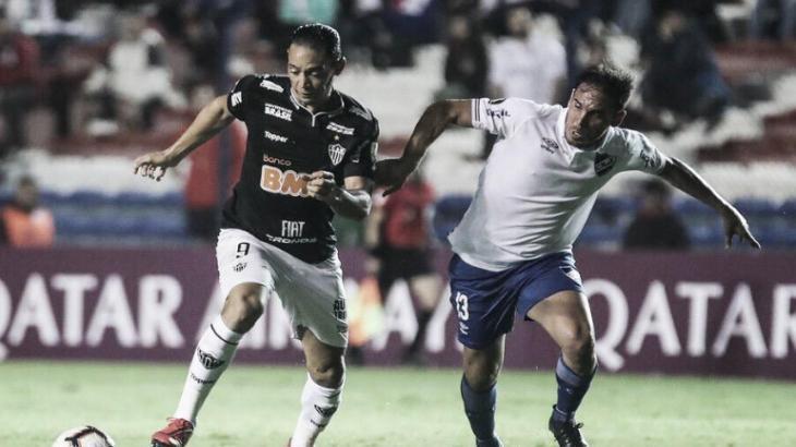 Atlético-MG x Nacional-URU - Foto: Divulgação