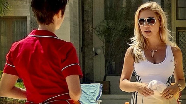 Em Avenida Brasil, Carminha vai pôr Nina contra a parede. Foto: Divulgação