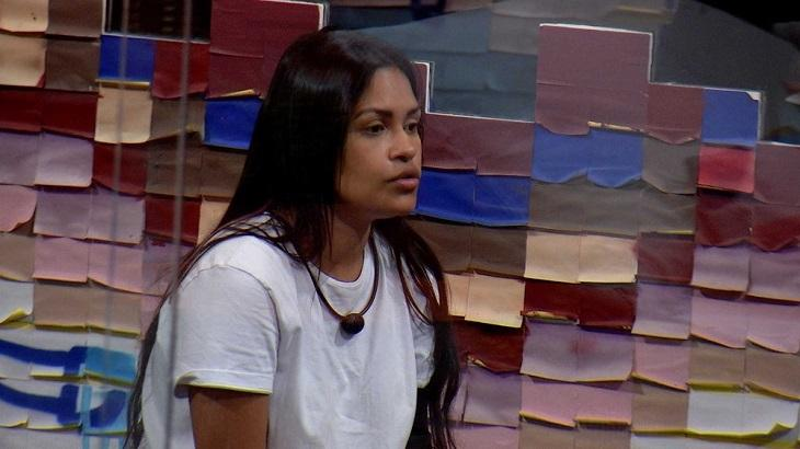 Flayslane reclamou de Thelma no BBB20 - Foto: Divulgação