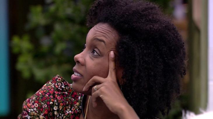 No BBB20, Thelma ficou irritada com Flay e provocou Felipe - Foto: Divulgação