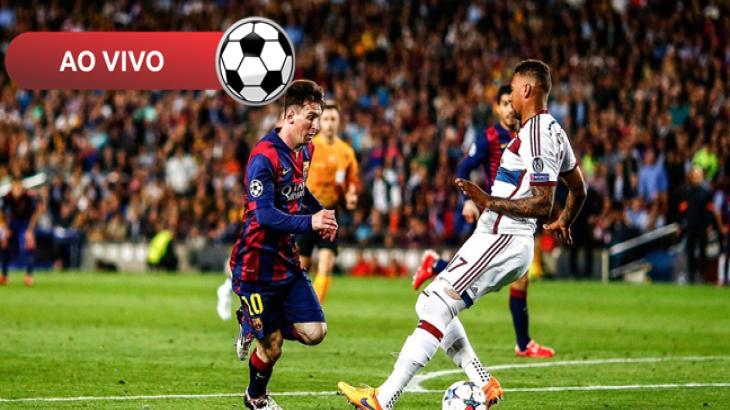 Barcelona x Bayern de Munique - Foto: Divulgação