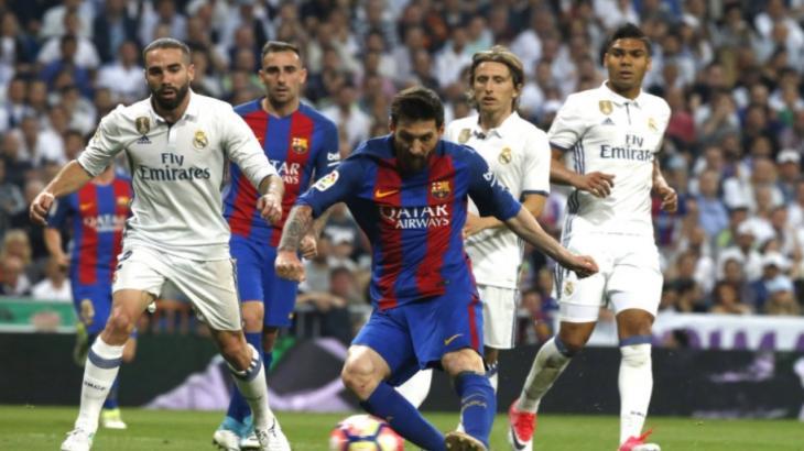 ESPN exibe o jogo Barcelona x Real Madrid ao vivo nesta quarta, 06/02