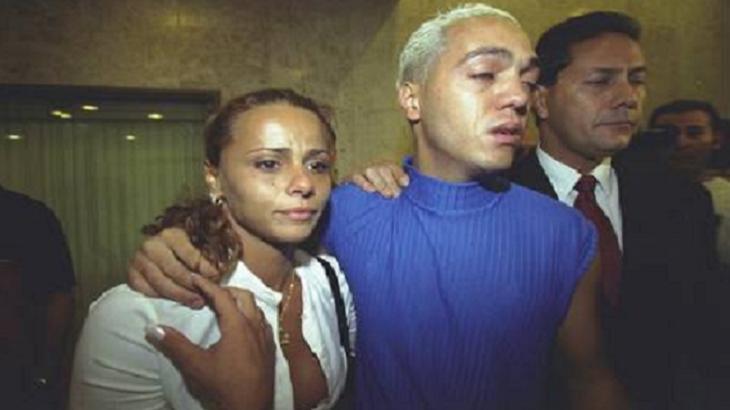 Viviane Araújo e Belo se relacionaram durante a fase mais difícil do cantor, quando ele foi preso. Nando Cunha recordou a relação nesta quinta-feira (04)
