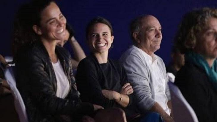 Bianca Comparato e Alice Braga estariam namorando, segundo site. Foto: Reprodução