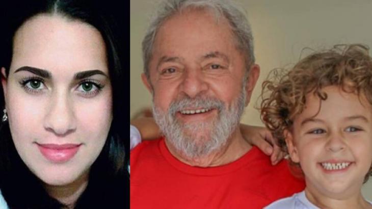 Alessandra, Lula e Neto - Foto: Montagem/Reprodução