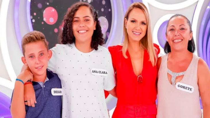 Programa Eliana - Foto: Gabriel Cardoso/SBT