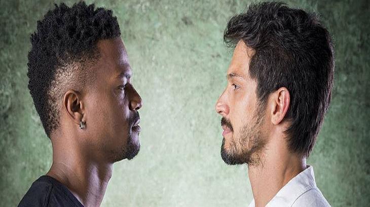 Ramon e Marcos disputam o amor de Paloma em Bom Sucesso. Foto: Divulgação