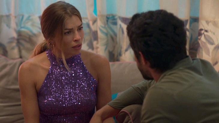 Paloma ficará chocada ao saber que sofreu um atentado a mando de Diogo - Foto: Divulgação