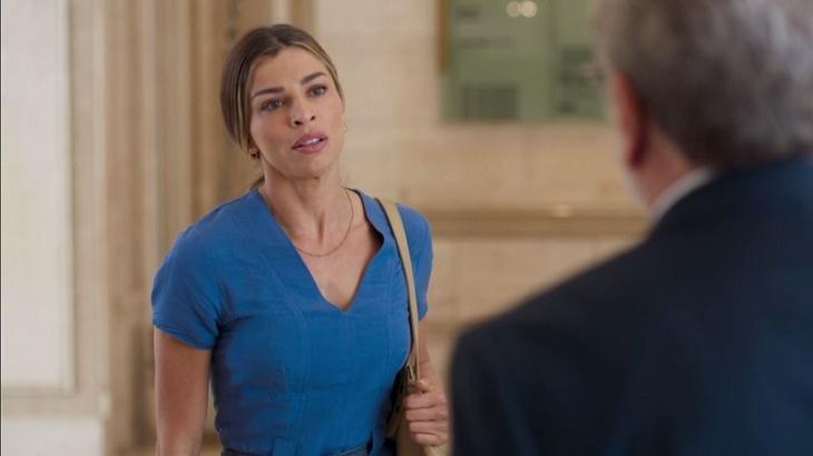 Paloma se nega a trabalhar para Éric em