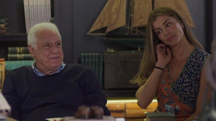 Bom Sucesso: Alberto convida Vera para jantar e deixa Paloma se mordendo de ciúmes
