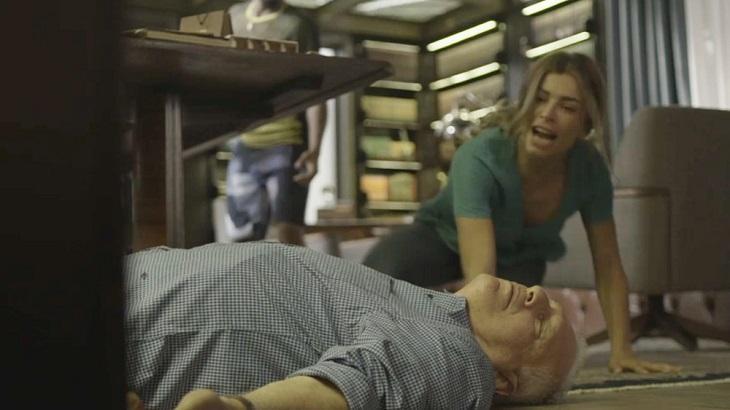 Paloma ficará desesperada ao ver Alberto desmaiado em