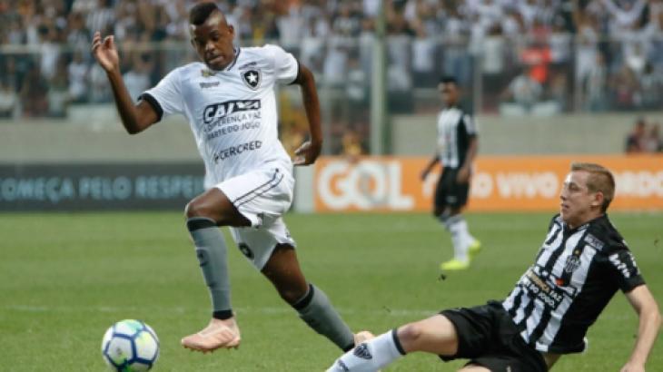 Botafogo x Atlético-MG - Foto: Divulgação