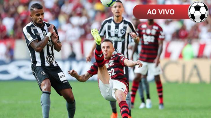 Botafogo x Flamengo - Foto: Divulgação