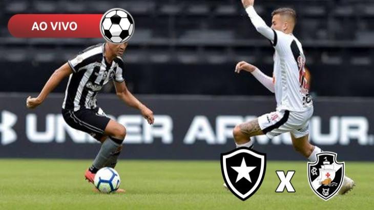 Botafogo x Vasco ao vivo: Saiba como assistir na TV e online pelo Campeonato Carioca