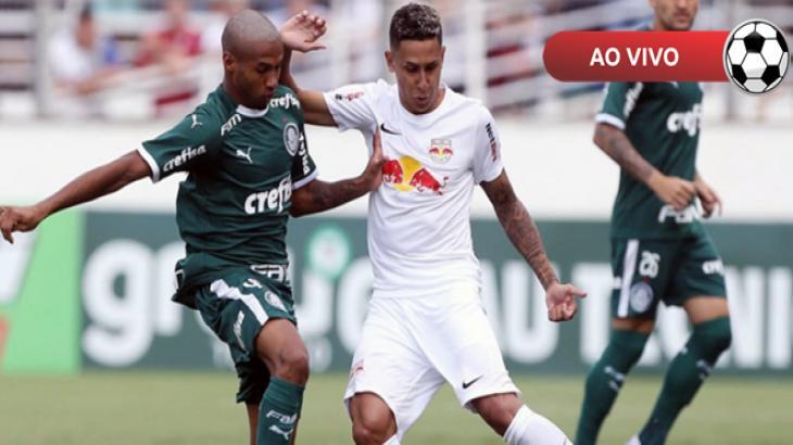 Bragantino x Palmeiras ao vivo: Saiba como assistir online e na TV pela Copa do Brasil