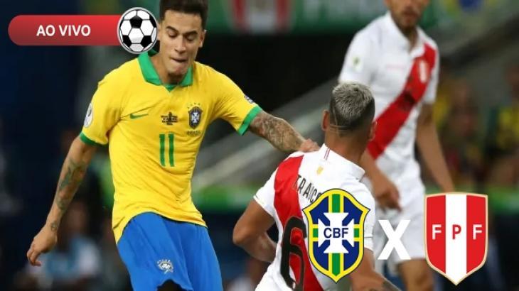 Brasil x Peru ao vivo: saiba como assistir na TV e online o amistoso