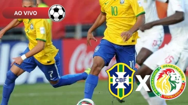 Brasil x Senegal ao vivo: saiba como assistir na TV e online o amistoso