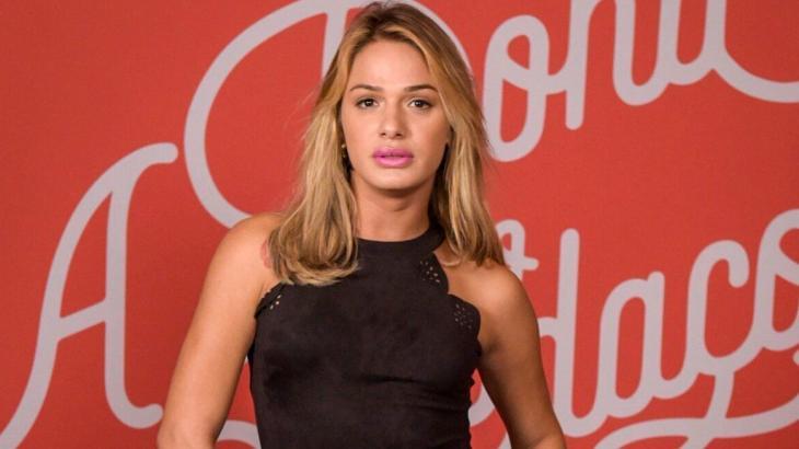"""""""A Dona do Pedaço"""": Após venda da fábrica, Britney volta a se vestir de homem"""