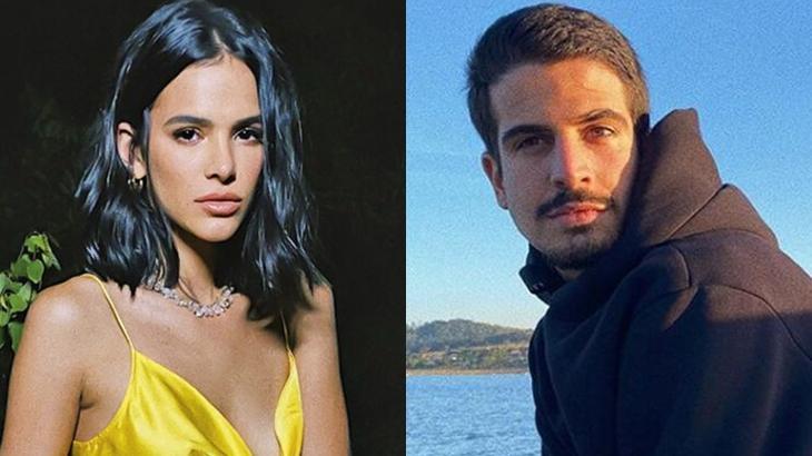 Bruna Marquezine e Enzo Celulari iniciam clima de romance