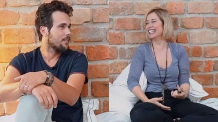 Paloma Duarte surpreende seu marido ao revelar que sente saudades de ex
