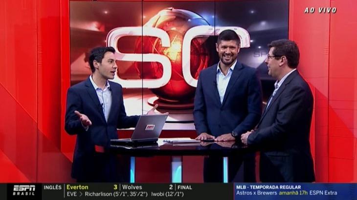 Opinião: O melancólico momento da ESPN Brasil