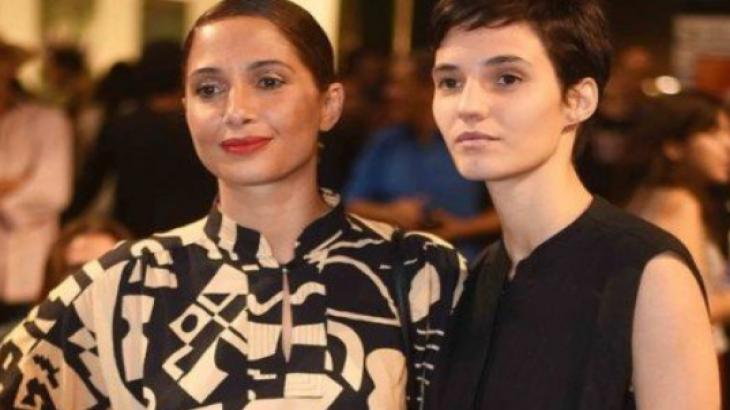 Camila Pitanga e Beatriz Coelho - Foto: Reprodução