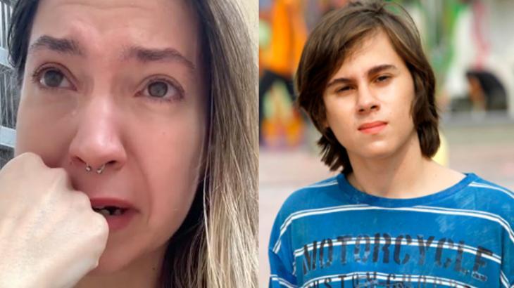 Irmã de Rafael Miguel chora ao lembrar um ano da morte do ator e dos pais