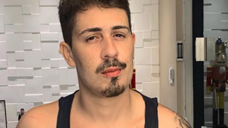 Carlinhos Maia é vaiado durante show da Calcinha Preta: