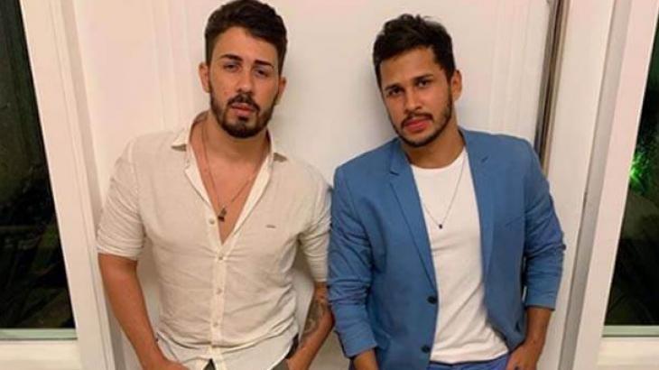 Carlinhos Maia e Lucas Guimarães - Foto: Reprodução