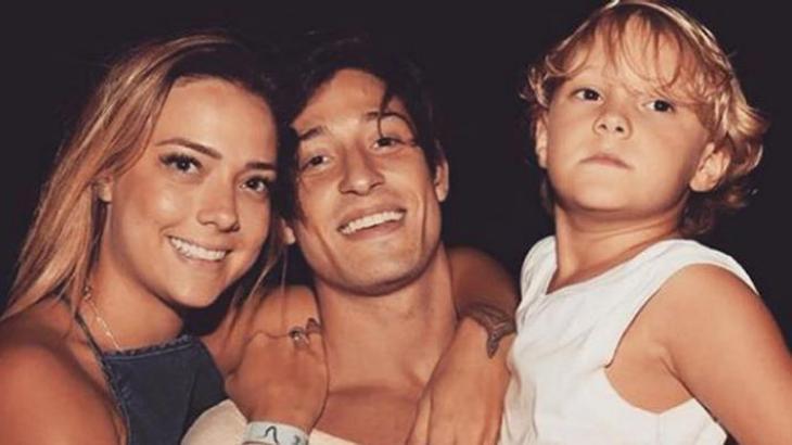 Carol Dantas, Vinicius Martinez e Davi Lucca - Foto: Reprodução