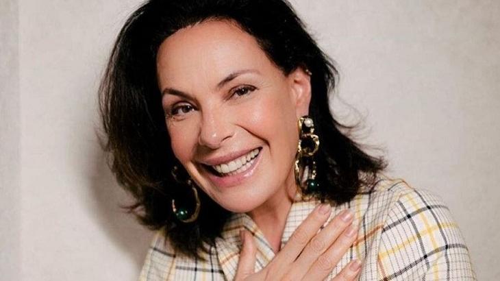 Carolina Ferraz se pronunciou após ser contratada da Record - Foto: Divulga~~ao