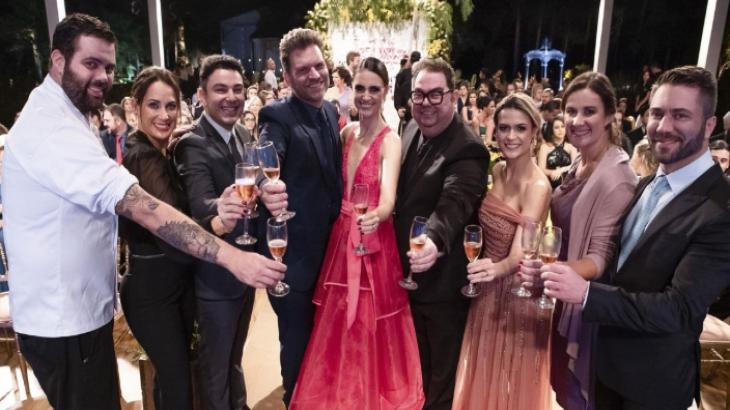 Fábrica de Casamentos traz festa temática de super-herói