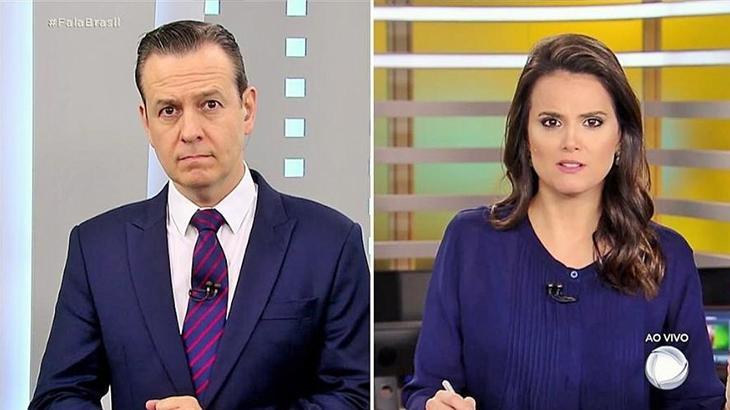 Record tira protagonismo de mulheres com Zucatelli e não muda Ibope do Fala Brasil