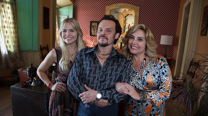 Foto: Marcos Rosa/ TV Globo