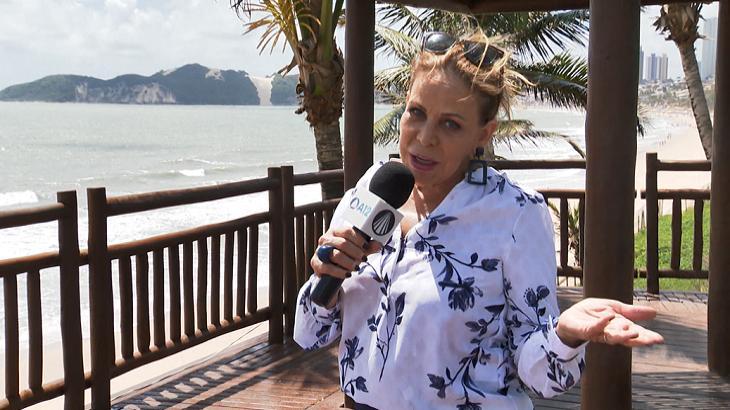 Claudete Troiano faz especial de Natal em seu programa na TV Aparecida