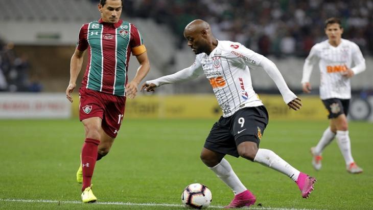 Corinthians e Fluminense decidem vaga na semifinal de competição continental. Foto: Divulgação