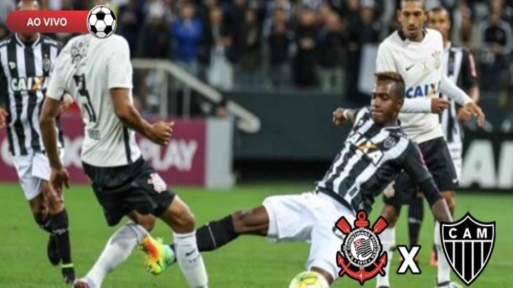 Corinthians x Atlético-MG - Foto; Divulgação