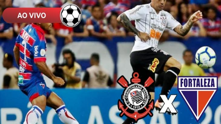 Corinthians X Fortaleza Ao Vivo Saiba Como Assistir Na Tv E Online Pelo Brasileirao 2019 Televisao Natelinha