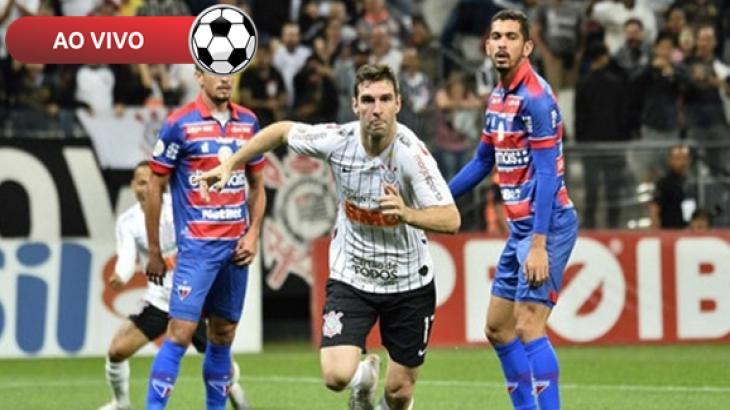 Corinthians X Fortaleza Ao Vivo Saiba Como Assistir Online E Na Tv Pelo Brasileirao Televisao Natelinha